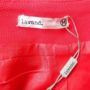 ModCloth Skirts - NWT Modcloth Lavand Retro Mini Skirt Pink Star